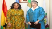 UN Resident Coordinator For Ghana Calls On Foreign Affairs Minister
