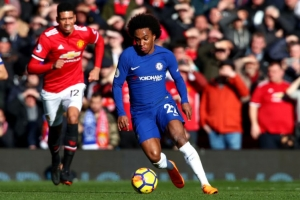 'It shocks me': Antonio Conte slammed for Willian treatment