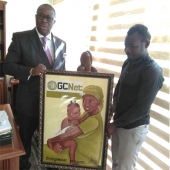 GCNET Supports Kayayei Centre