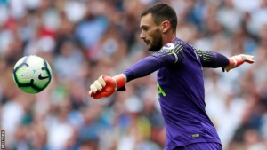 Hugo Lloris: Tottenham goalkeeper charged with drink-driving