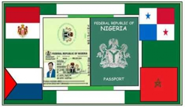 US Citizens 'Pay Most For Nigeria Visas'