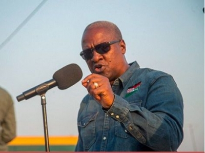 Free SHS In Crisis: Give Me Second Chance To Run It Better – Mahama