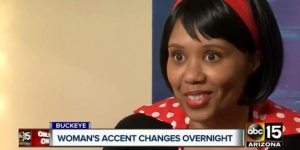 Woman Says She Went To Bed With A Pounding Headache And Woke Up With A British Accent