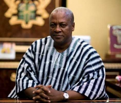 Mahama: Time Has Exposed NPP's Lies