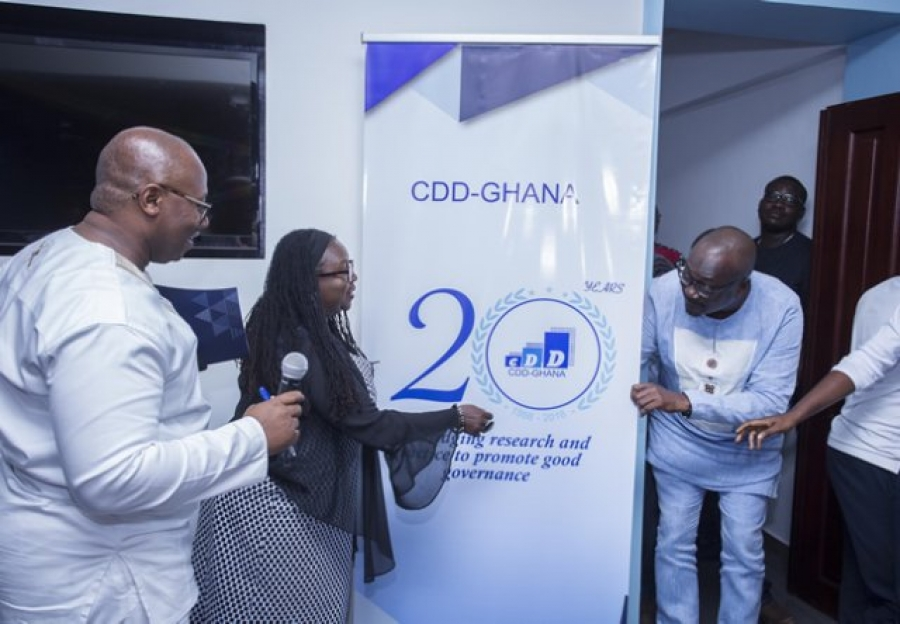 CDD launches 20-Anniversary celebrations