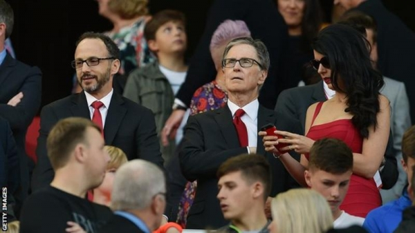 Liverpool: Man City owner Sheik Mansour's cousin failed with £2bn takeover bid