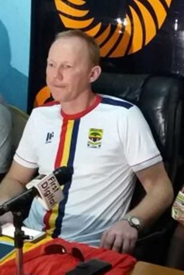 Hearts Will Not Pay Any Compensation Fee To Nuttall - Hackman Aidoo