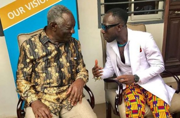 Celebs Ready For Kufuor Health Walk Saturday