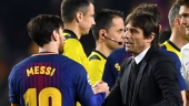Antonio Conte hails Lionel Messi as 'the best in the world' after Chelsea's defeat to Barcelona