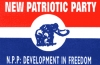 NPP regional executive aspirants rush for nomination forms