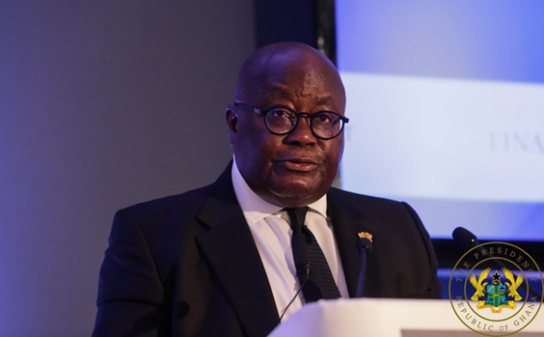 Prez Akufo-Addo Attends ADB Africa Investment Forum In Johannesburg, South Africa
