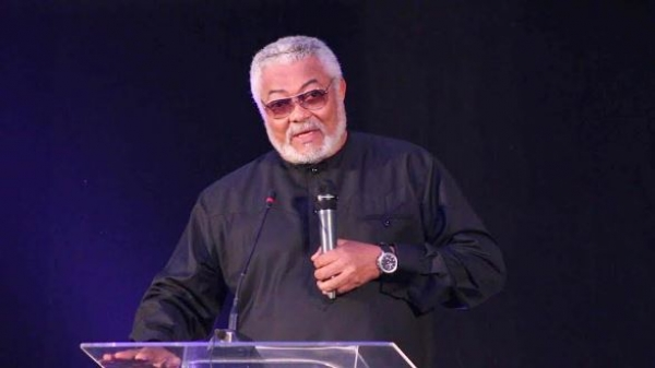 Rawlings Defends 'Evil Kufuor, Rogue Mahama' Comment, Says He Has More On His Chest