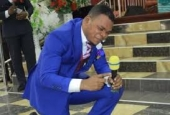 Jesus Christ Should Kill Me In Three Days If I'm A Fraud — 'Angel' Obinim Throws Out A Challenge