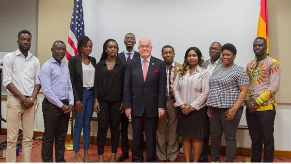 Reduce Food Imports- US Ambassador