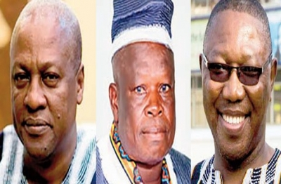 MPs Blackmailed To Endorse Mahama