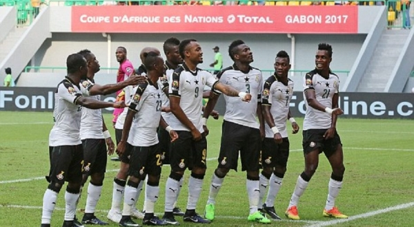 16 Black Stars Players Report To Camp Ahead Of Kenya clash