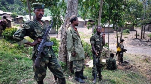 Top militia chief surrenders in DR Congo's Kasai region