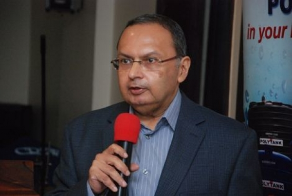 Mr Ashok Mohinani, Executive Director – Mohinani Group