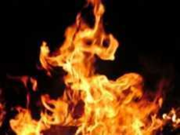 Fire Guts 12-Bedroom House At Assin Ngresi