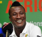 Kotoko Coach Akonnor Speaks On Possible Gyan Acquisition