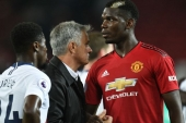 Paul Pogba 'can't understand' how Manchester United lost to Tottenham