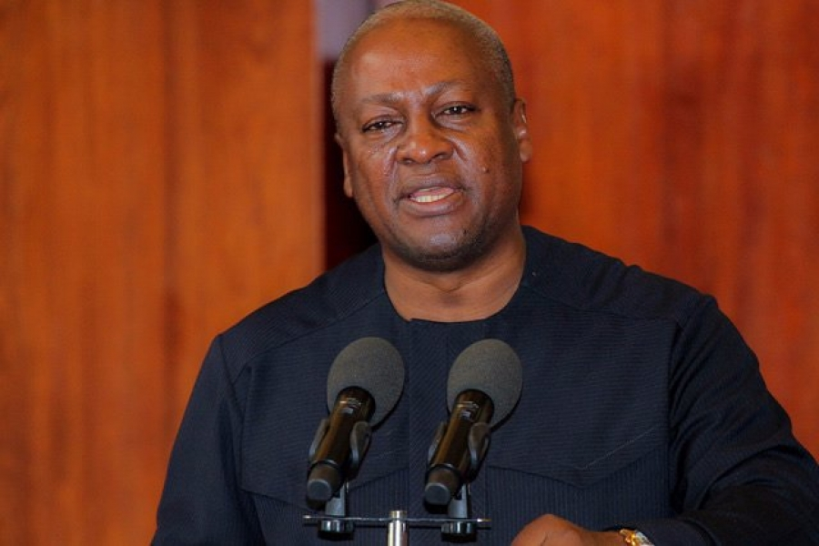 Mahama Commends NDC MPs