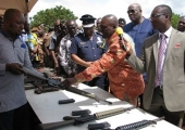 Gun Owners Refuse Licence Renewal - 1.1m Illicit Firearms In Country