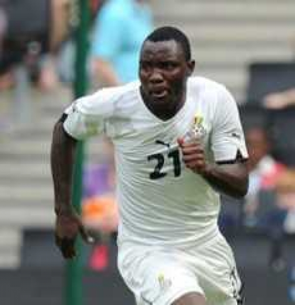 Kwadwo Asamoah Set To Be Handed Ghana Captaincy for Kenya AFCON Qualifier Clash