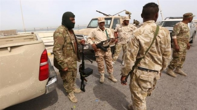 Multiple casualties in militant attack on Libya election commission headquarters
