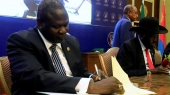 South Sudan's Machar backs out of peace deal draft