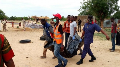 Nigeria finds bodies of 41 suspected bandits