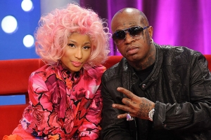 BIRDMAN CROWNS NICKI MINAJ THE 'BEST FEMALE EVER'