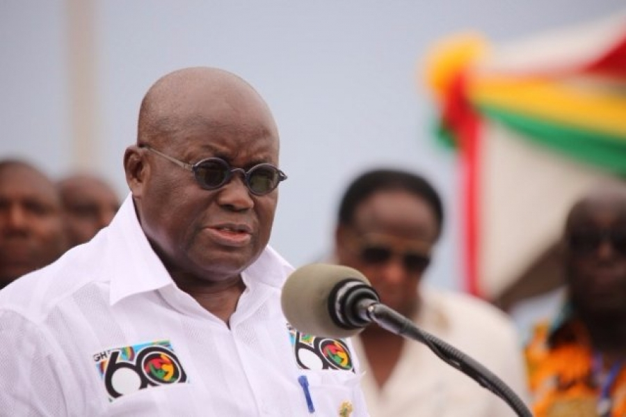 Double track SHS system will reduce congestion, improve quality- Akufo-Addo